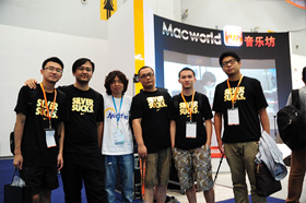 The second day in Macworld