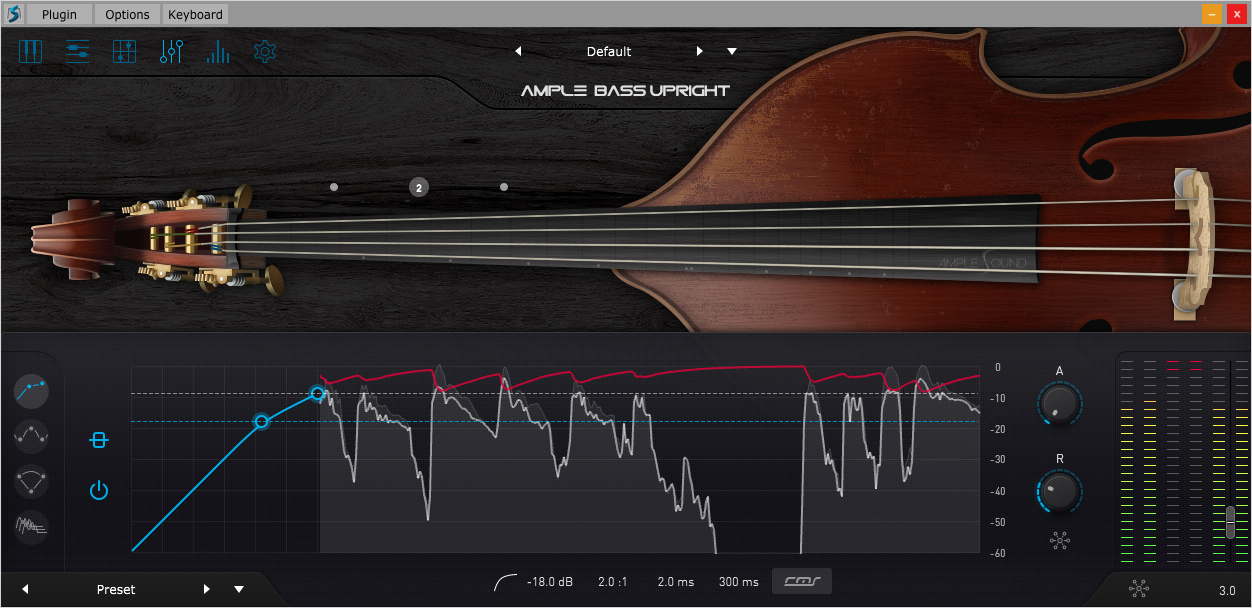 Upright bass kontakt library | Upright Bass Sample Library VST AU