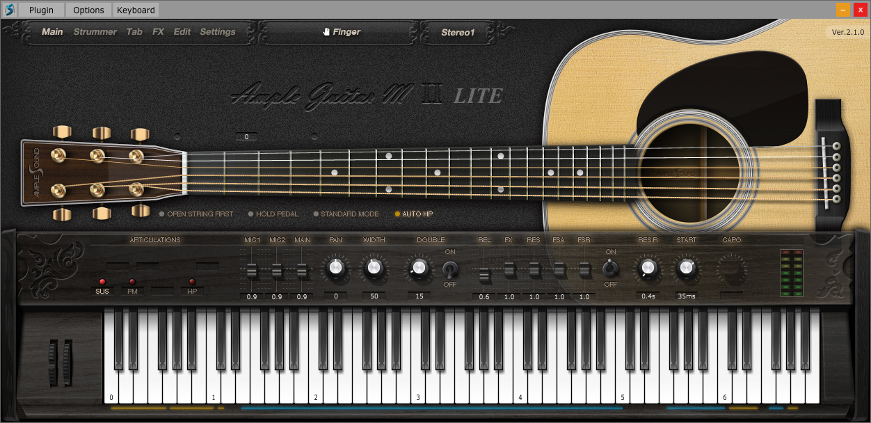 free acoustic guitar vst instrument